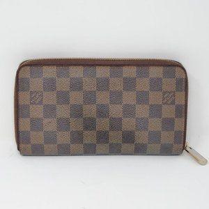 Louis Vuitton Bags - Auth Louis Vuitton Damier Zippy Organizer Wallet